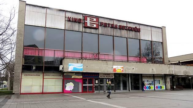 Staré místecké kino má být přebudováno na multifunkční kulturní centrum.