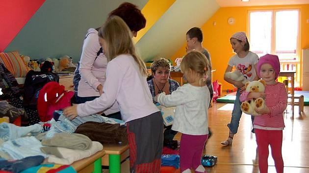 Obec Malenovice vyhrála celostátní soutěž – Obec přátelská rodině. K tomu to ocenění jim výrazně pomohlo i otevření Rodinného centra U Rosničky (na snímku).