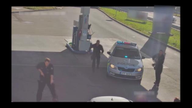 Krádež pohonných hmot