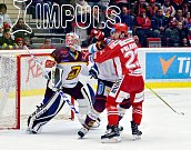 Hokejová extraliga - 42. kolo: Třinec - Jihlava