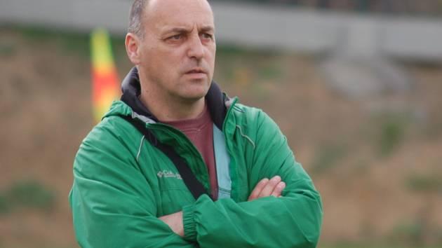 Pavel Smatana, trenér TJ Smilovice.