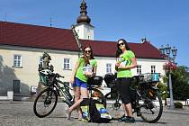 Mobilní informátoři radí turistům přímo v terénu