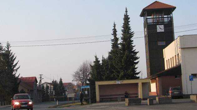 V centru Soběšovic plánuje obec úpravy, které zvýší bezpečnost místních obyvatel, projekt však ještě posuzují krajští úředníci.
