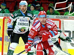 HC Energie Karlovy Vary - HC Oceláři Třinec 0:3