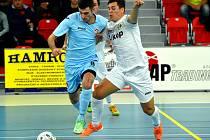 Ani čtvrté domácí utkání výhru třineckým futsalistům nepřineslo. Likop podlehl Benagu po boji 5:6.