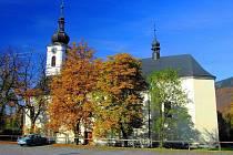 Kostel.