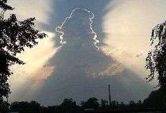 Připomíná vám mračno boha Radegasta?