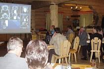 Celostátní setkání dětských ortopedů v mosteckém hotelu Grúň.