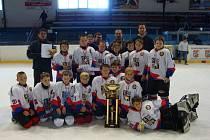Mladí hokejisté HC Frýdek-Místek zvítězili na turnaji v Novém Jičíně.