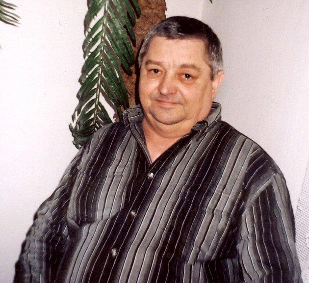 Filmař Zdeněk Zicha.
