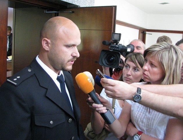 Miroslav Kocián byl s rozhodnutím soudu spokojen.