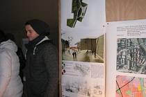 Obyvatelé frýdecko-místeckého Spořilova se sešli na sídlištní výstavě, na které se diskutovalo o budoucí podobě jejich lokality.