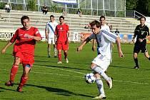 Snímek ze zápasu Frýdek-Místek – Spartak Hulín