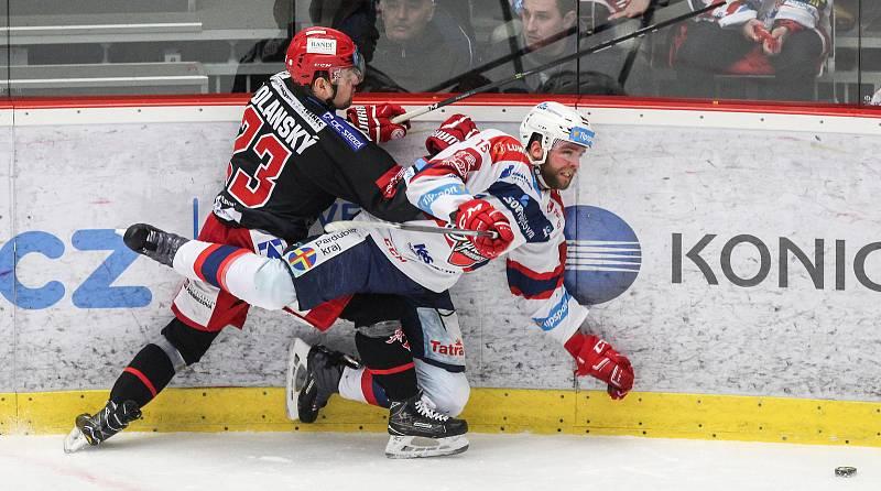 vlevo Jiří Polanský, vpravo Marek Trončinský