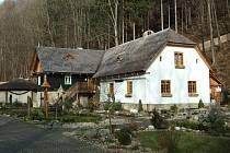 Areál na Mlýně v Kozlovicích.