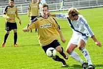 Fotbalisté Frýdku-Místku si v domácím prostředí snadno poradili s brněnskou juniorkou 5:1.