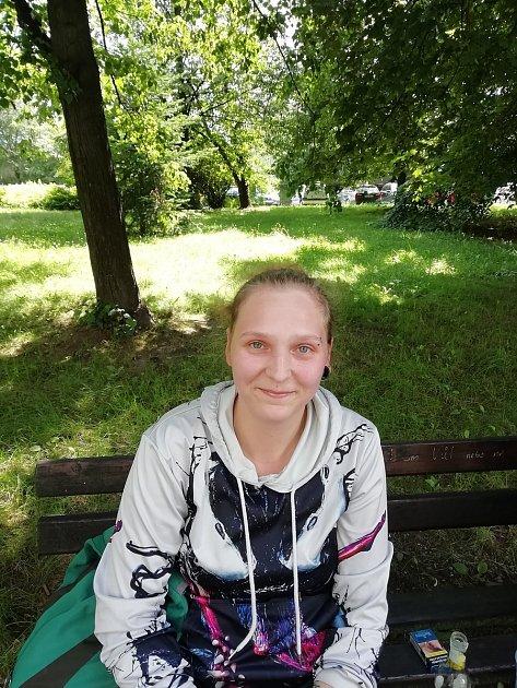 Pavla Králová, 25, Frýdek-Místek. Foto: Deník/Tereza Liczmanová