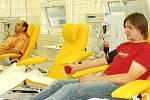 Nemocnice Třinec má nová dárcovská křesla.