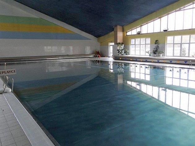 Plavecký bazén.