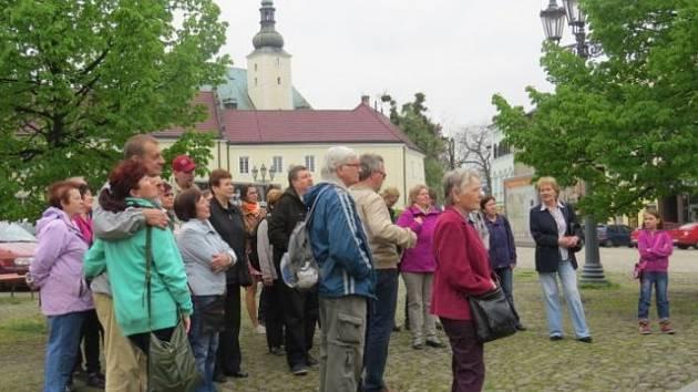 Muzeum Beskyd připravilo v pátek 25. dubna další vycházku pro zájemce o historii Frýdku-Místku. O odborný výklad se postaral historik Jaromír Polášek.