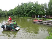 Druhý ročník netradiční akce s názvem Hejkalova plavidla je za námi.