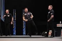 Adam Gawlas (vpravo) na mistrovství Evropy.