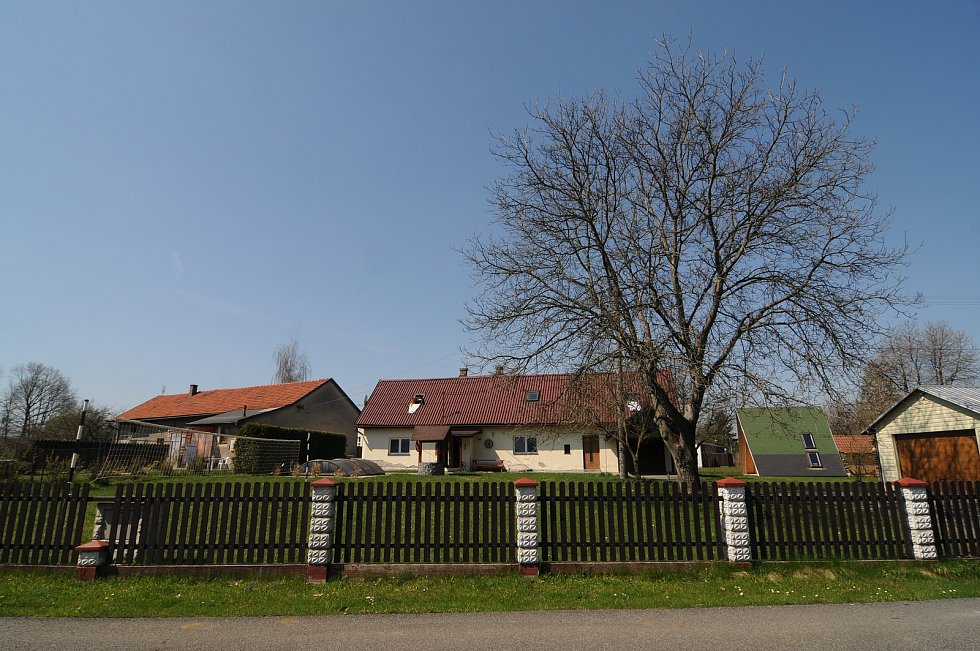 Obec Fryčovice.