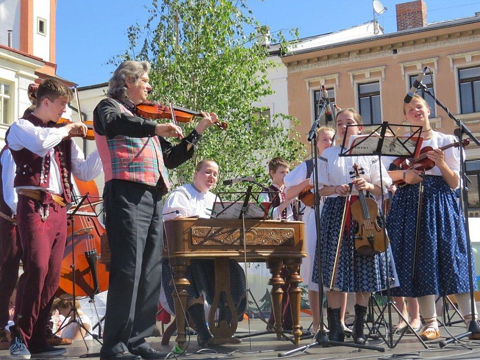 Folklor ve Frýdku-Místku