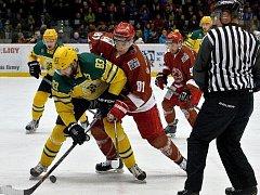Hokejisté Frýdku-Místku zvítězili v pátém rozhodujícím finálovém zápase nad Vsetínem 2:1, čímž celou sérii ovládli poměrem 3:2 na zápasy. V kvalifikaci o WSM ligu se Frýdečtí střetnou o jedno postupové místo s Táborem a Jabloncem.
