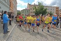 Rekordních 249 běžců přivítal sedmý ročník frýdecko-místeckého Běhu mezi náměstími.