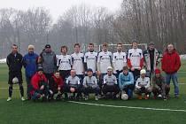 Vítězem Photo Pub Cupu 2010 v Albrechticích se stali fotbalisté Finstalu Lučina.