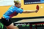 O první extraligovou porážku frýdlantských stolních tenistek se postaral obhájce titulu z Hodonína.