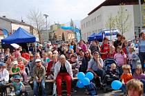 Na Dni s Deníkem ve Frýdlantu nad Ostravicí se i tentorkát sešly spousty lidí. Vydařilo se i počasí.