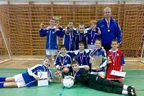 Mladí fotbalisté Frýdku-Místku (ročník 1999).