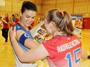 Frýdecko-místecká kapitánka Kateřina Holišová ukončila po posledním letošním zápase s Ostravou svou závodní kariéru.