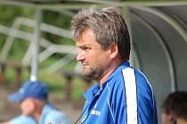 Bývalý trenér Palkovic Martin Blahuta se stal v letním přípravném období dalším asistentem u třetiligových mužů Frýdku-Místku.