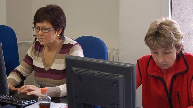 Projekt Kariéra pro ženy nabízí především kurzy z oblasti obsluhy osobního počítače a administrativy, ale také specializované kurzy.