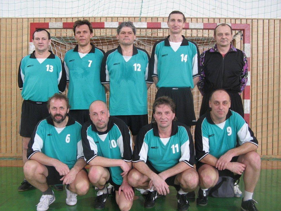 Sokol obsadil na turnaji třetí místo.