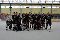 Hokejisté HC Brušperk.