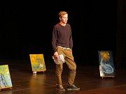 Mladí recitátoři se v sobotu představili v Nové scéně Vlast ve Frýdku-Místku.