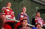Drahoše při hokejovém zápase v Třinci část publika vypískala