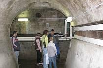 Žermanická přehrady slaví své padesáté narozeniny a vodohospodáři tu při této mimořádné příležitosti uspořádali v sobotu den otevřených dveří.