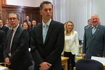 Ustavující zastupitelstvo zvolilo primátorem Frýdku-Místku Radima Vrbatu.