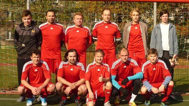 Vítězný tým Gami Sportu prošel celým turnajem bez ztráty bodu.