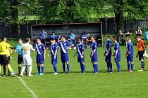 SK Beskyd Frenštát p. R. – MFK Frýdek-Místek B