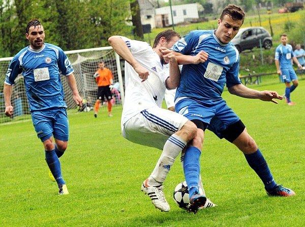 Snímky zutkání Real Lískovec - 1.FC Přerov 4:0 (0:0).