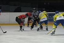 Hokejisté Frýdku-Místku porazili Břeclav v prodloužení.