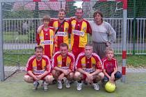 Futsalisté Valounu byli na turnaji ve Frýdlantě nejlepší.