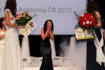 Veronika Kožíšková z Palkovic se stala Miss Academia.