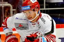 Andrej Nestrašil si poprvé vyzkoušel českou extraligu.